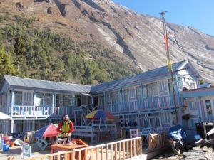 guesthouse ruta de los Annapurnas