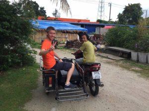 moto taxi Koh Lipe