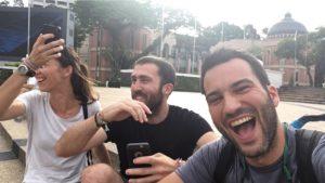 risas en Malasia