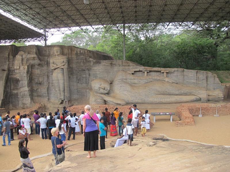 Ruinas de Polonaruwa