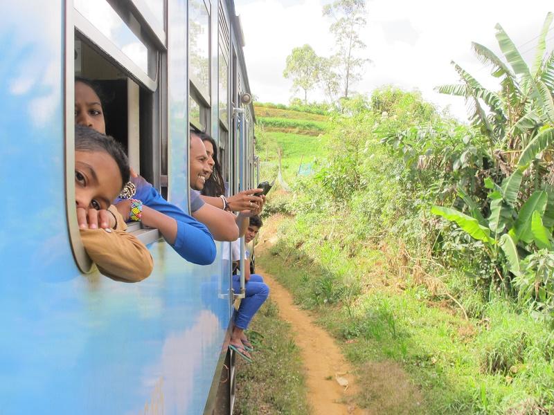 Tren de Sri Lanka