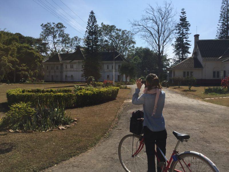 Pyin Oo Lwin y la casa del gobernador