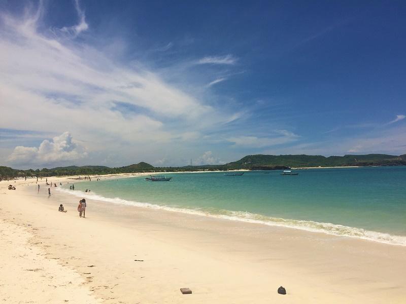 Playa de Tanjun Ann, Lombok