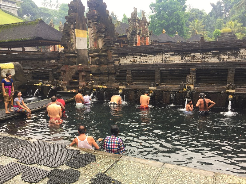 Templo del agua, Tirtha Empul