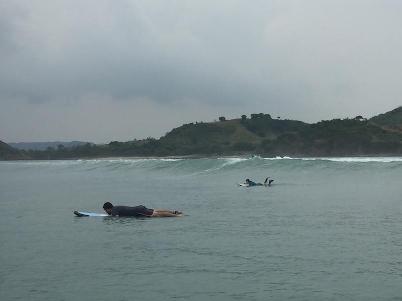 Bahía de Gerupuk
