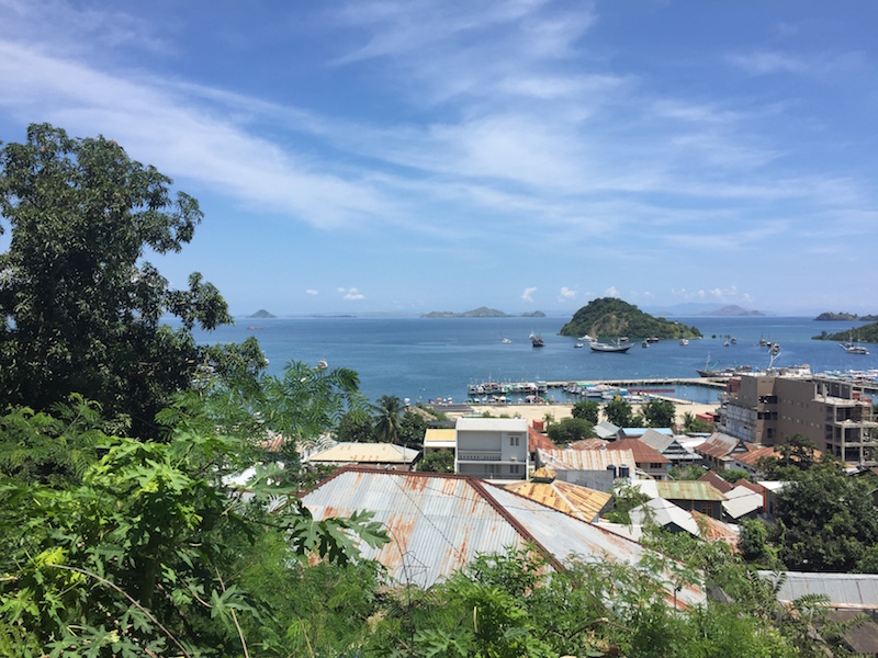 Labuanbajo, isla de Flores
