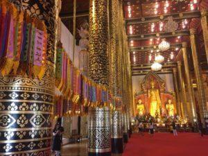 chiang mai Wat Cheri Luang