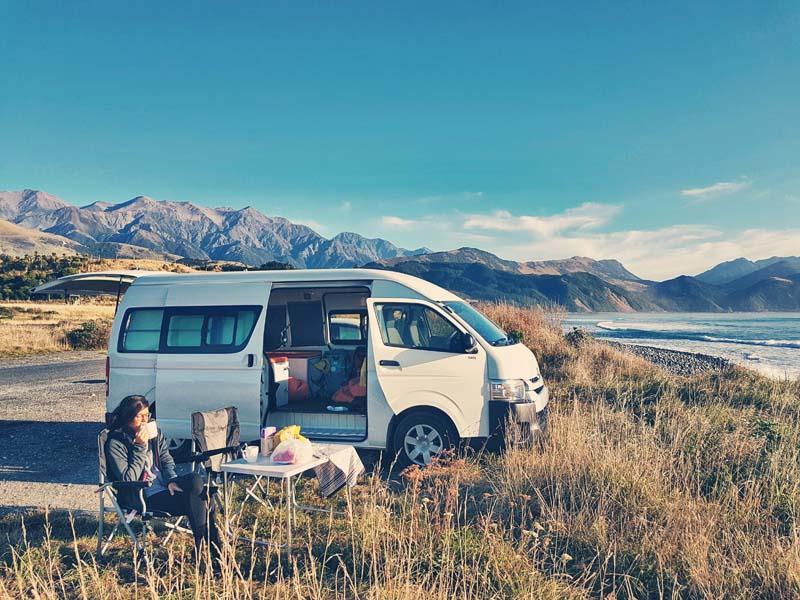furgo Nueva Zelanda