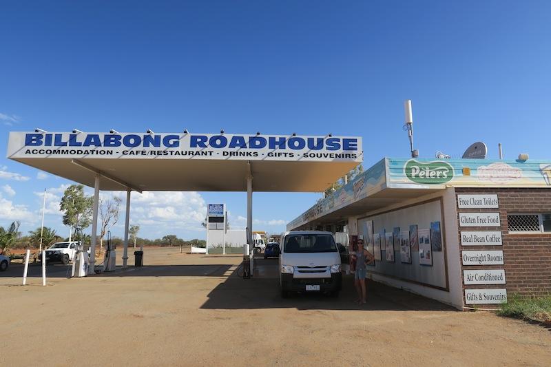 Gasolinera australiana