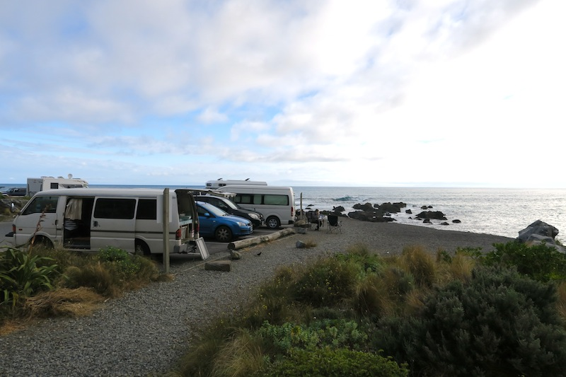 ohiro bay campground