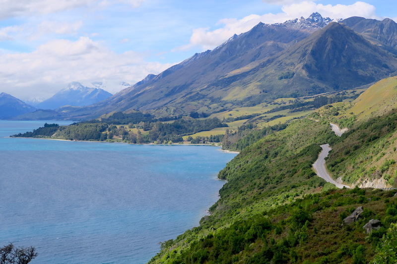 glenorchy road
