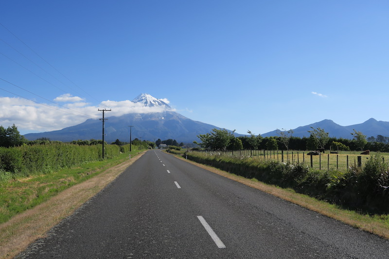 volcan taranaki