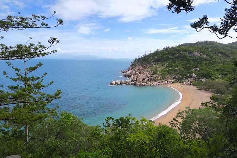 radical bay, magnetic island