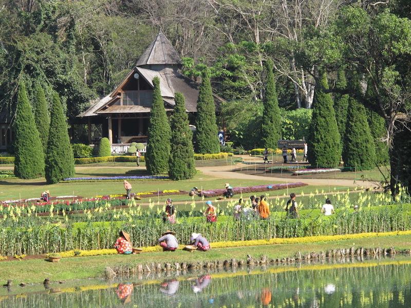 Jardín botánico de Pyin Oo Lwin