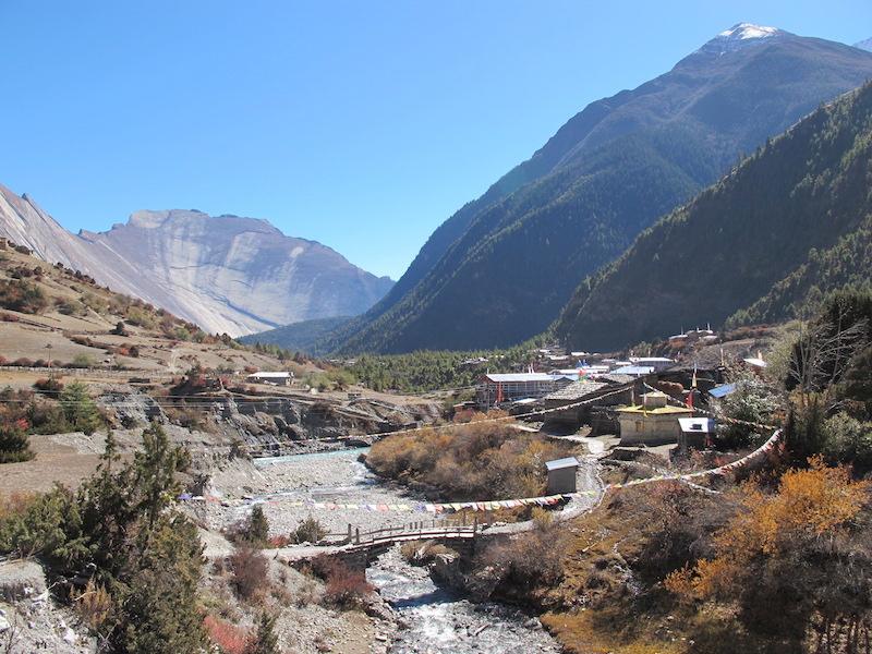Circuito de los Annapurnas, Nepal