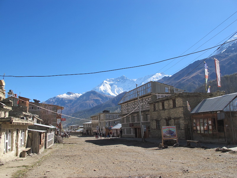 Manang, Nepal
