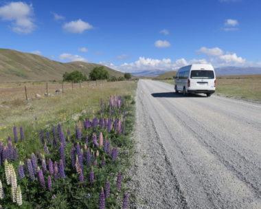 Guía para alquilar furgoneta, campervan o caravana en Nueva Zelanda