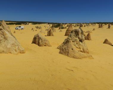Guía para alquilar furgoneta, campervan o caravana en Australia